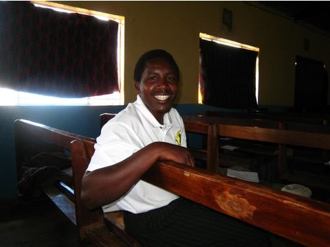 Pastor at Moffatt Bible College in Kenya