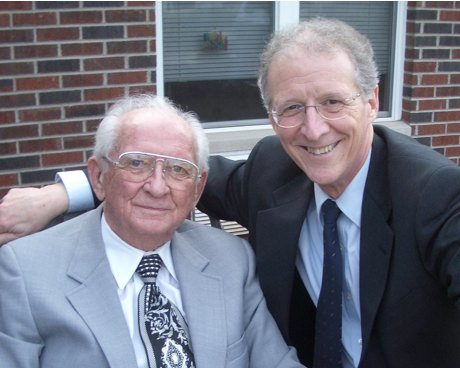 John Piper and his father, William Piper