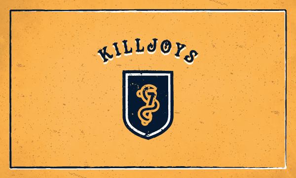 Killjoys (New Book)