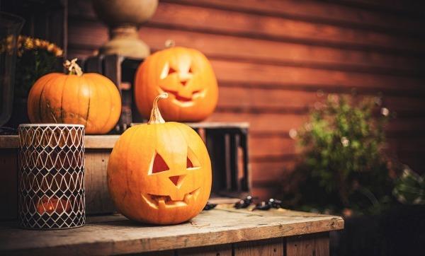 Open the Door to Halloween