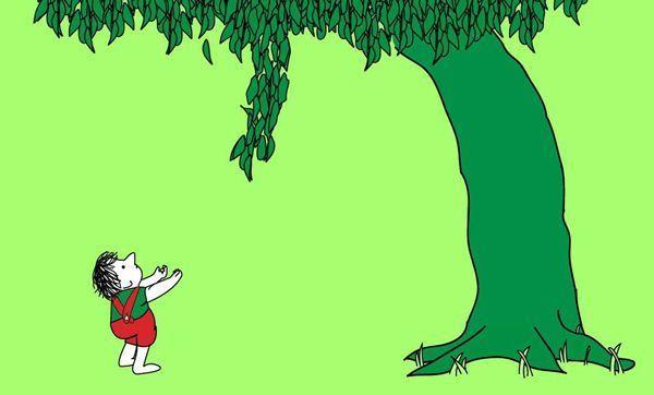 The Giving Tree of Motherhood