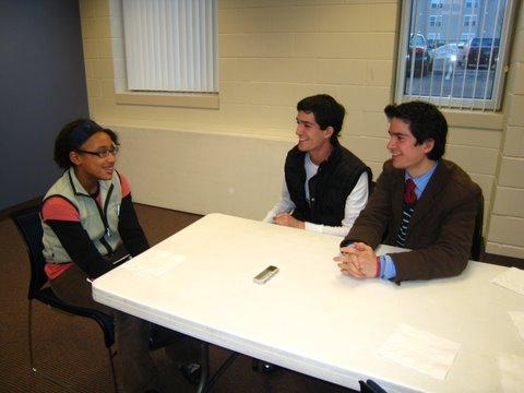 Talitha Piper talks with Alex and Brett Harris.