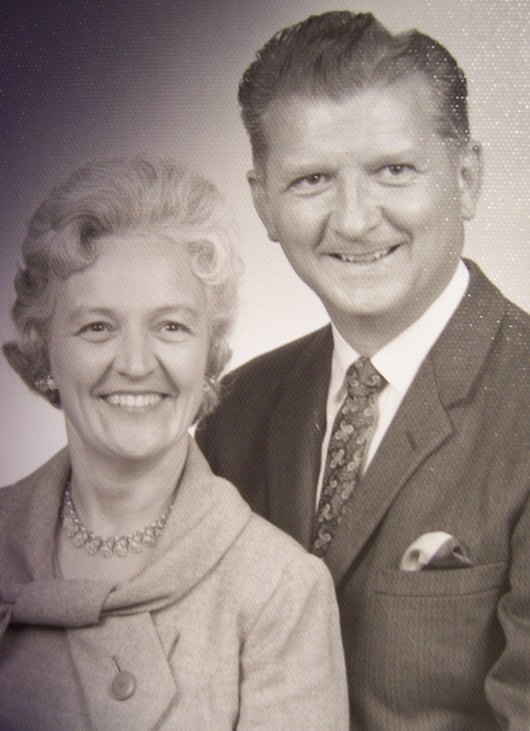 Bill and Ruth Piper